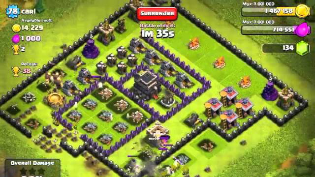 Clash of Clans: Surbai Thailand at Townhall LV9