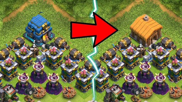 New Journey Begins   How To Play COC (Hindi) Ep 01   Clash of Clans Hindi