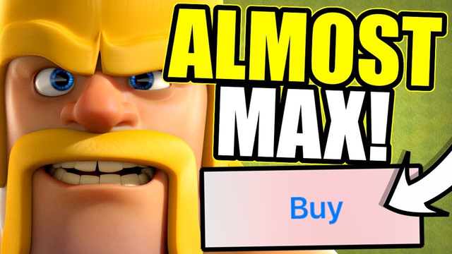 MAXING OUT OUR SECOND BASE IN CLASH OF CLANS!