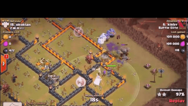 NEW MASS BOWLER STRATEGY = OP ATTACK!! Clash of Clans TH11, star