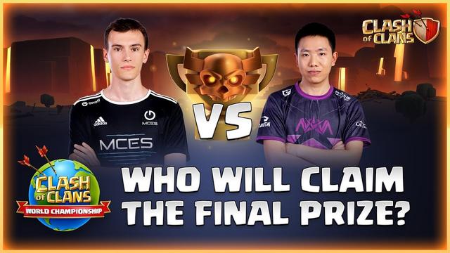Clash of Clans World Championship Finals - Day 3 Livestream