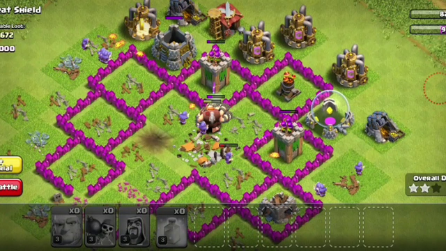 Its raining wizards clash of clans 3