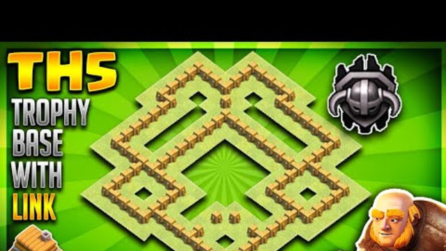 """""""UNSTOPPABLE!"""" NEW TOWN HALL 5 TROPHY/MASTERS LEAGUE BASE DESIGN 2019 W/ REPLAYS! - Clash Of Clans"""