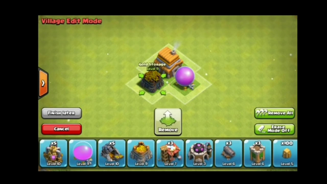 Coc th 5.New Base!CLASH OF CLANS.