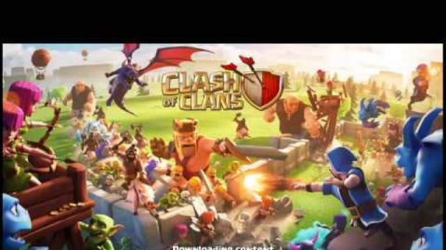 Clash of Clans Gameplay with 3 star