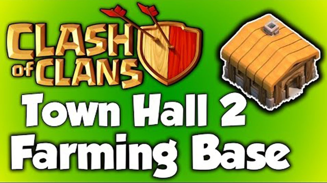 Clash Of Clans Town Hall 2 Defense Base | Town Hall 2 Base 2019 | Town Hall 2 Base Defense