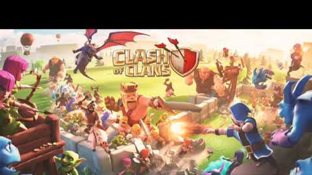 Clash Of Clans attacking |Loot Attack