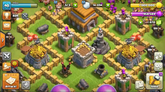 CLASH OF CLANS TH5 ACCOUNT FOR SALE!