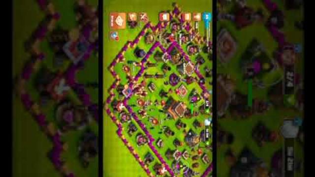 Dirigiendo un ataque (clash of Clans)