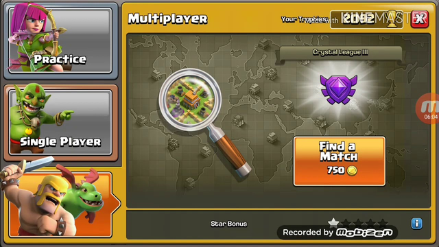 LET'S USE LIGHTNING DRAG ATTACK STRATEGY IN CLASH OF CLANS