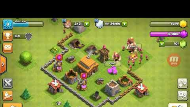 Clash Of Clans - (Partie 2)