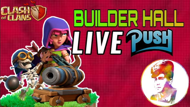 ARCH ATTACK  | CLASH OF CLANS LIVE PUSH | BUILDER HALL 9 |  NHN GAMING | BASE LINK IN DESCRIPTION |