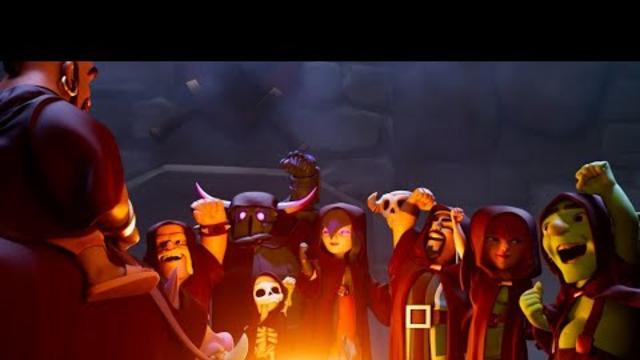 Le dernier rempart ! - Clash Of Clans