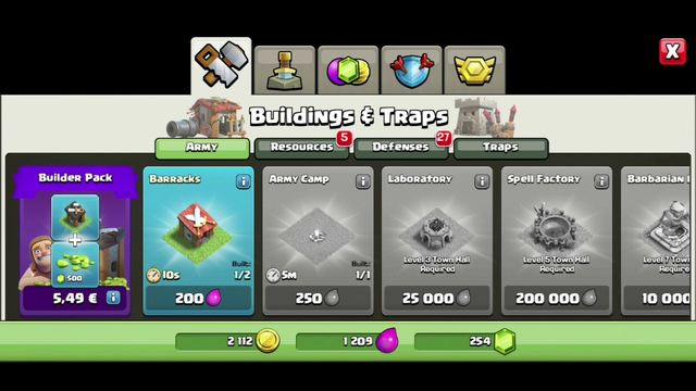 Clash of clans ep. 1 welcome to my chanel