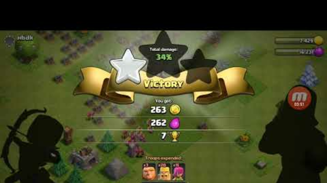 Clash of clans 3/1