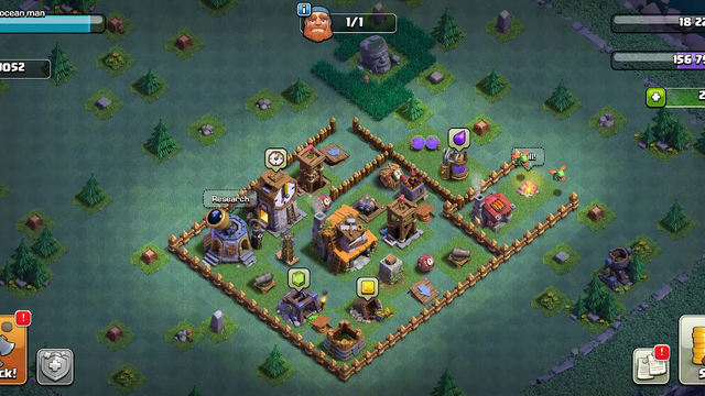 A quick tour of my clash of clans base