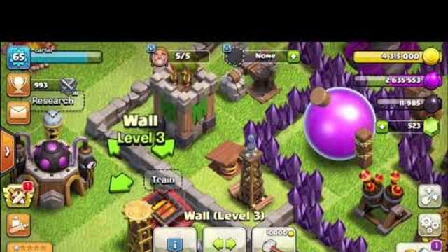 Clash of clans fun attacks
