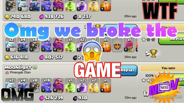 INSANE TH11 GAINS///INSANE LOOT GAINS CLASH OF CLANS///