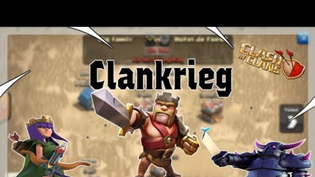 Werde ich heute komplett max out ? Clash of Clans / german