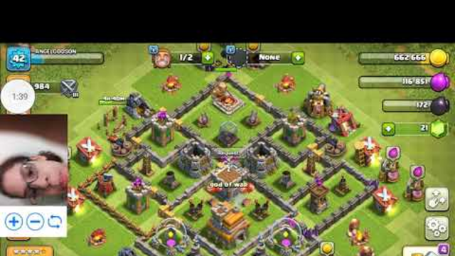 ANGELGODSON clash of clans