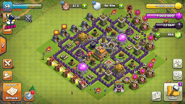 my first coc video| all minnions chlenge