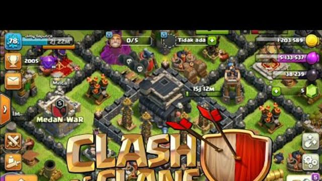 Nostalgia Game Clash Of Clans