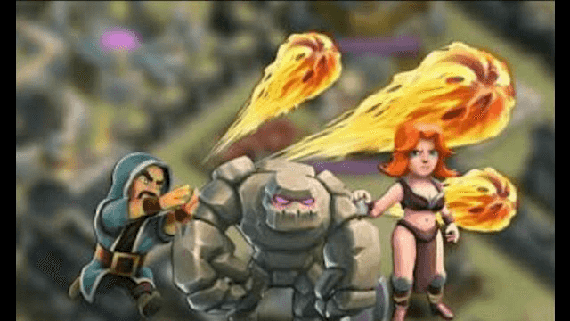 Clash Of Clans : GOWIVA TH8 AND TH9 WAR THREE STAR STRATEGY