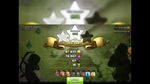 Clash of clans path to maxed town hall 7 ep 1