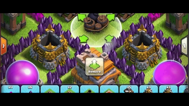 Clash Of Clans  My New Th7 Base