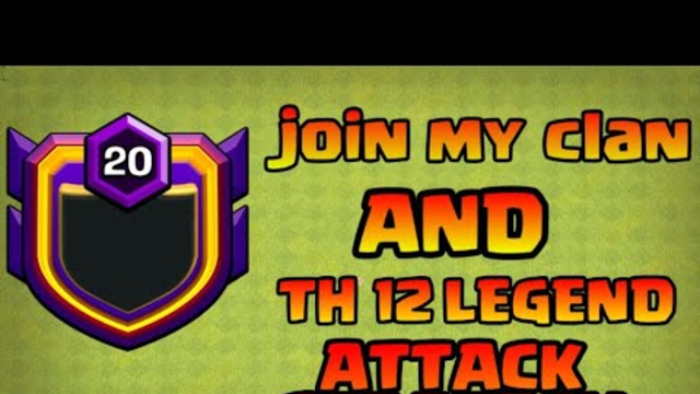 townhall 13 upgrade and legend league attack is live in clash of clans