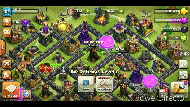 Clash of clans best attack strategy for th9 in tamil