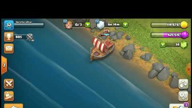 Clash of clans path to max town hall 7 ep 2