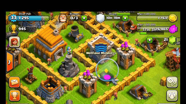 Clash of Clans Defense Strategy - Town Hall Level 5