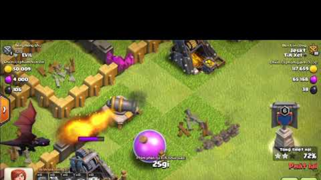 Best combo Th7 2019 - Clash of clans