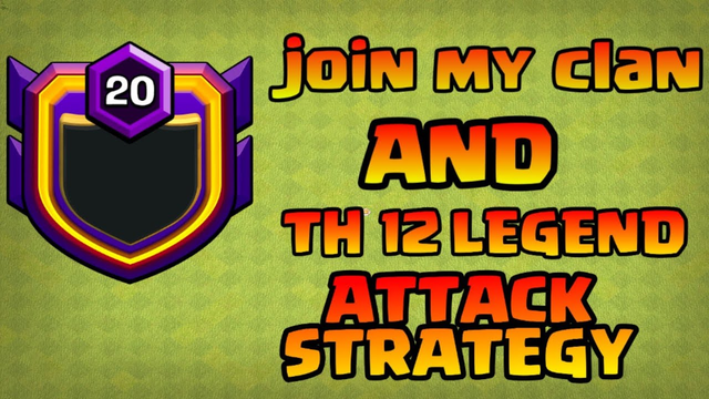 Lets Visit Bases And Join My Clan Everyone Coc