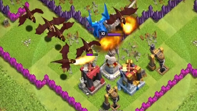 CLASH OF CLANS 2 BEST ATTACK STRATEGIES TH10||GAMING LIVE|| ANDROID GAMEPLAY