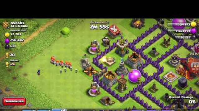 Clash of Clans 10th Town Hall attack giving