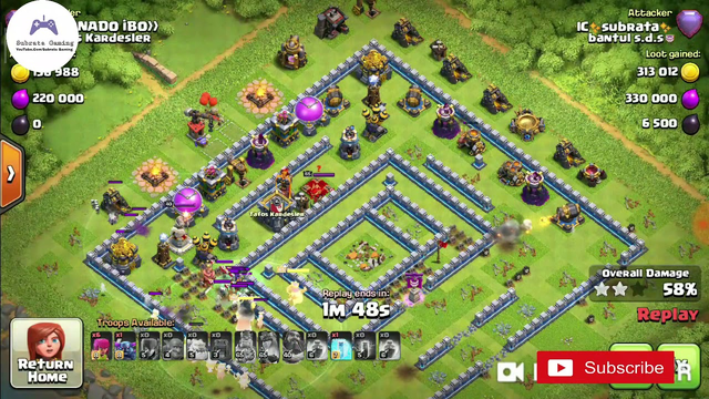PUSHING TO LEGEND LEAGUE -3 STARS ANY GROUND ATTACK STRATEGY TH12 (Clash of Clans)