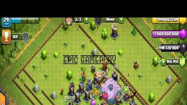Reached town hall 11! Clash of clans epic gameplay | Hytec Gaming | attacked big and epic townhalls