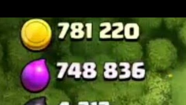 [Clash of Clans]In TH10 'loot' is 'LOOT'||Destorying 80% of the base