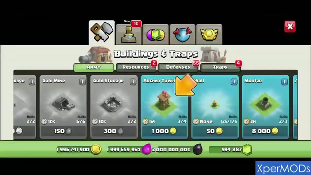 Clash of clans MOD APK with Download Link Private Server 100% working