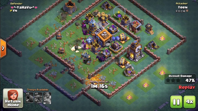 Clash of Clans-This story tell us not to give chance to other people