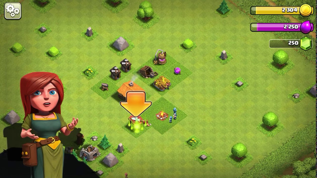Clash of Clans TH1