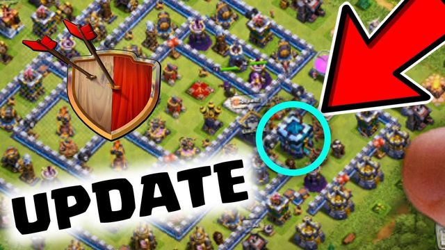 TH13 IS FAKE? WHAT IS NEW Clash of Clans Update?