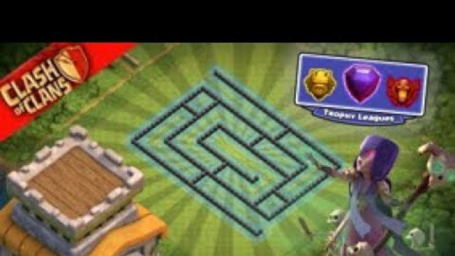 BEST TOWN Hall 8 (TH8) TROPHY/Anti-Witch Base 2020!! TH8 Base with COPY LINK - Clash of Clans