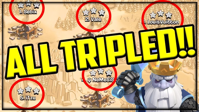 A PERFECT War - AGAINST Tribe Gaming? Clash of Clans
