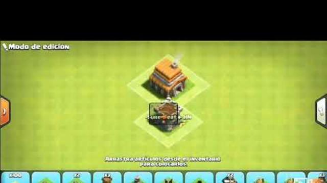 Aldea farming th5 Clash of clans