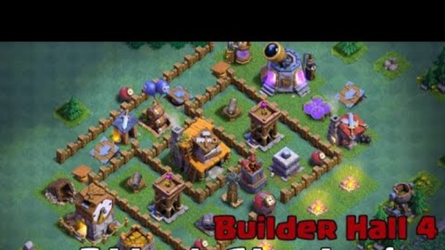 Clash Of Clans Live Attacks | Builder Base Level 4