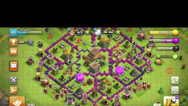CLASH OF CLANS LOOT MAARNI THI