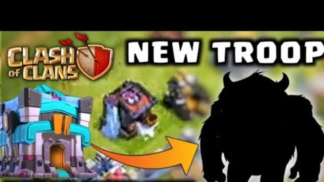 New Coming With Th13 || New Troop Concept || Clash of Clans